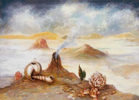 El desierto avanza