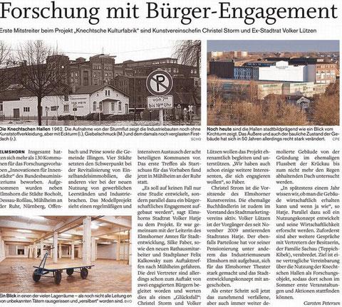 Elmshorner Nachrichten 07.02.2012