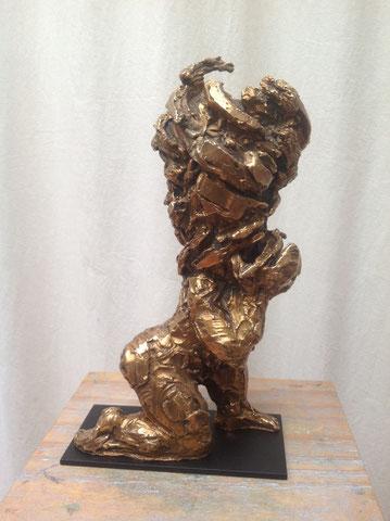 Denker, 2012, 35 cm