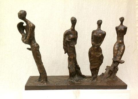Paris' Urteil, 2001, 25 cm