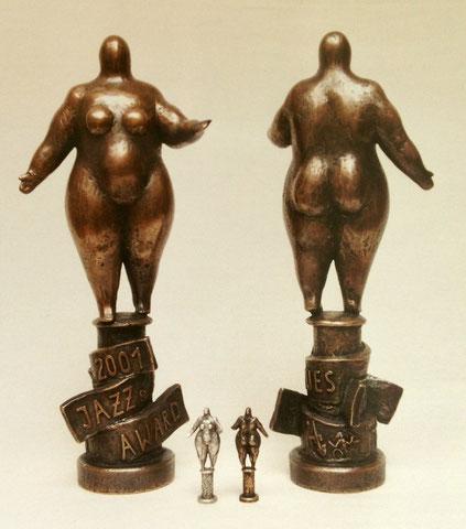 Ella, 2001, 34 cm - Berliner Award bis 2010