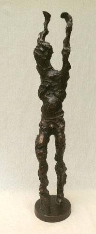 Vielleicht Sisyphos, 2005, 58 cm