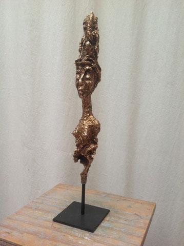 Heilerin, 2012, 46 cm