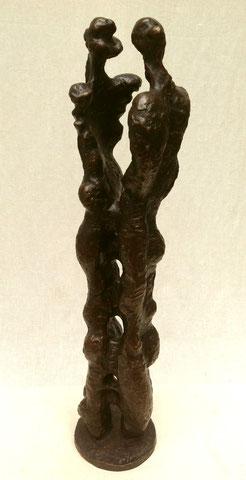 Paar, 2005, 52 cm