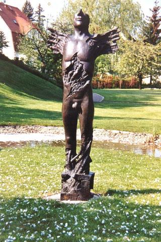 Ikarus, 2000, 223 cm