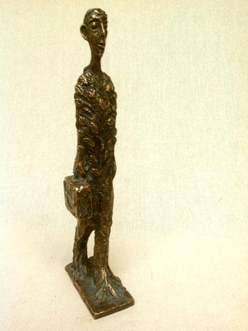 Der Fremde, 2011, 28 cm