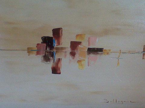 alain-belleguie-dream II H/T 55 cm x 46 cm