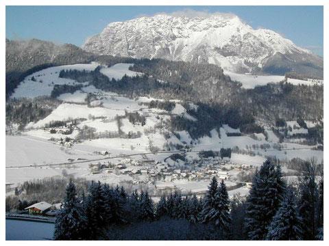Pruggern in Winter