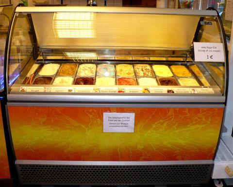 die Eistheke