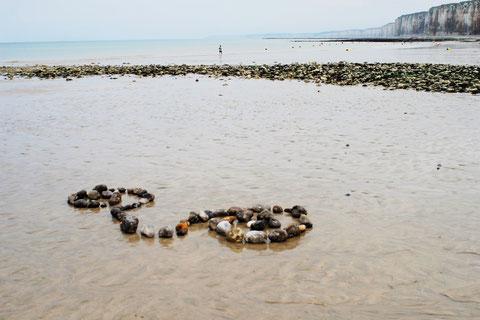 Stone chain, copyright Nathalie Arun erdengoldKUNSTwerk
