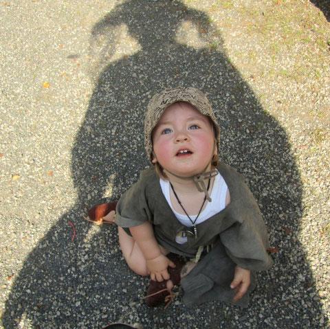 """im Schatten von """"Oma Wetterwachs"""""""