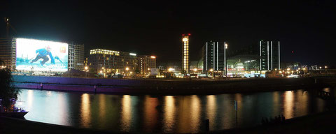 Hauptbahnhof (6), Panorama aus 2 Einzelaufnahmen, 4.10.2014