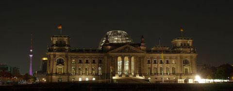 Deutscher Bundestag mit Alex, 4.10.14