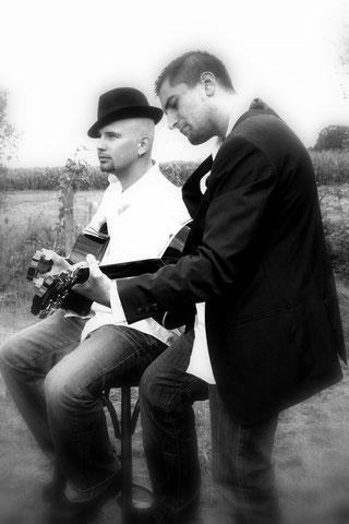 Arnaud et Jérôme