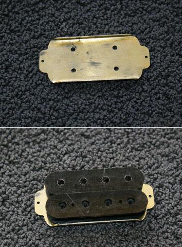 Nach dem biegen der Seiten werden die Spulen zur Anprobe auf die Grundplatte gelegt.
