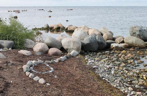 Installation in Schweden