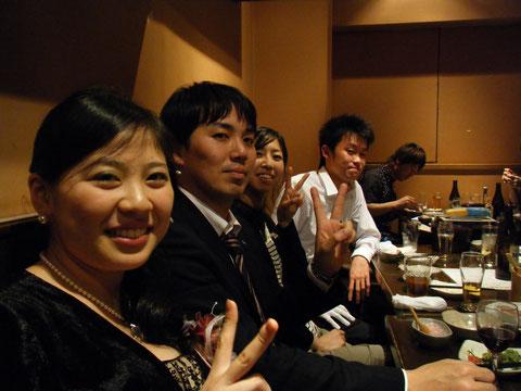 飛松さん、山崎さんありがとうございます♪