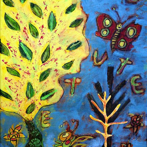 Melanie Seidel, Liebe zur Natur