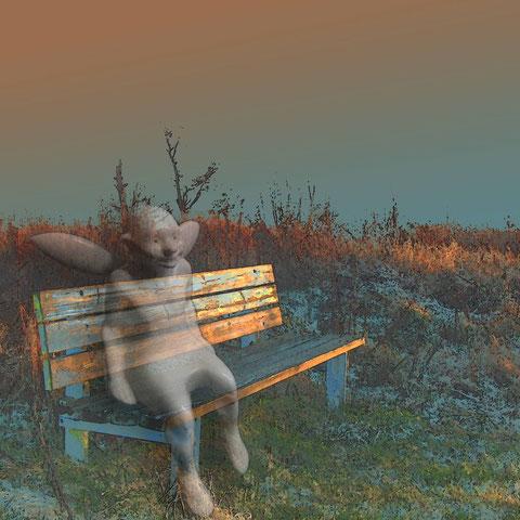 """Petra Hagedorn, """"Es ist schon mancher sitzengeblieben, obwohl er Flügel hatte"""""""