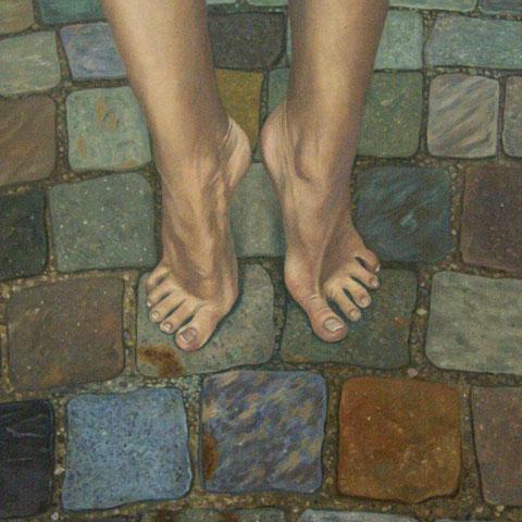 Individualisten, Öl auf Leinwand, 2013