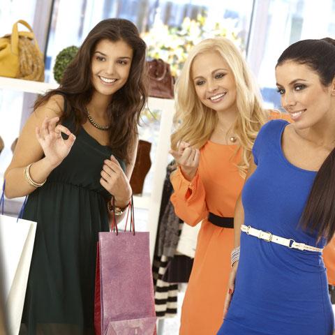 In unserem Ladengeschäft beraten wir Sie gerne persönlich - klick hier