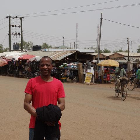 Markt in Bawku