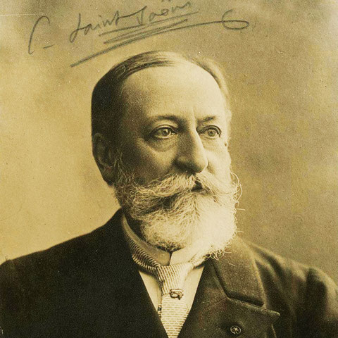 Charles Camille Saint-Saëns 1835-1921