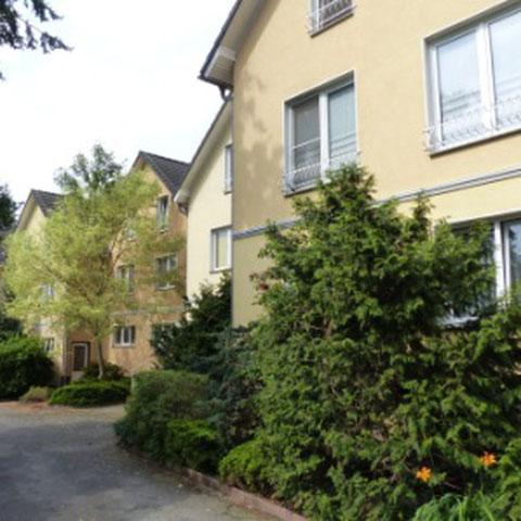 Mehrfamilienhaus Fürstenwalde Verkauf 2016, Seitenansicht