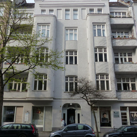Stuckaltbau Moabit 2015