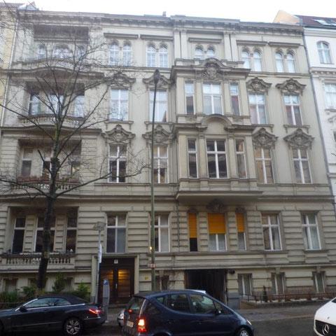 Mehrfamilienhaus Berlin Kreuzberg Verkauf 2014