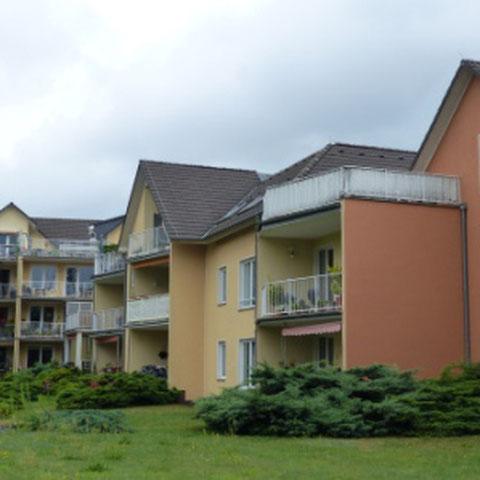 Mehrfamilienhaus Fürstenwalde Verkauf 2016