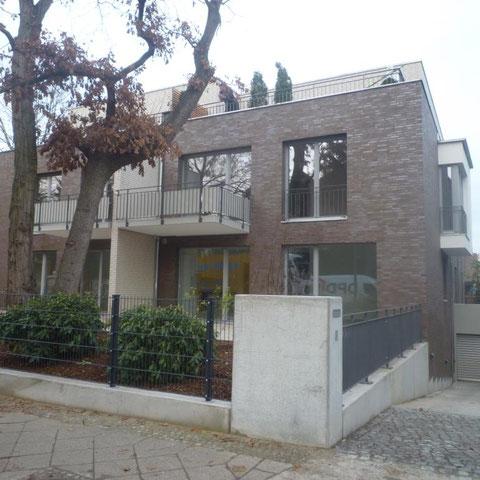 Neubau Stadtvillen Berlin Lankwitz 2012