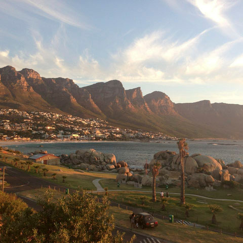 Camps Bay sundowner