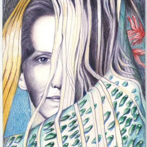 Talitha Buntstift 30x21 3.1999