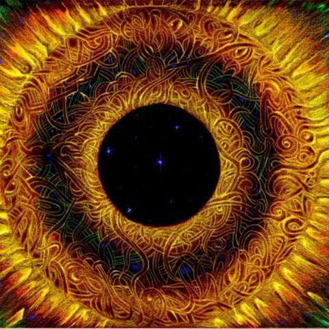 Auge des Druiden Computeranimation