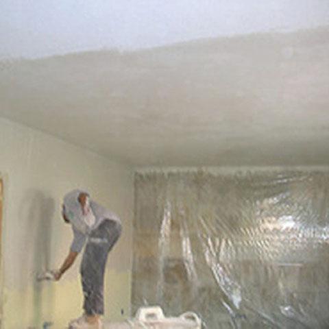 Alisar gotele como quitar el gotel pintor de valencia - Como quitar el gotele de la pared ...