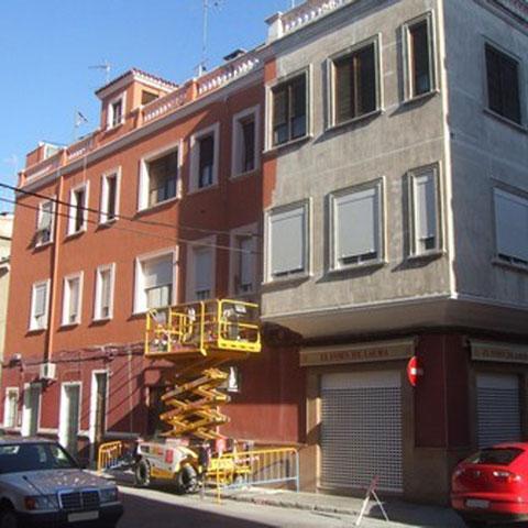 rehabilitar la fachada