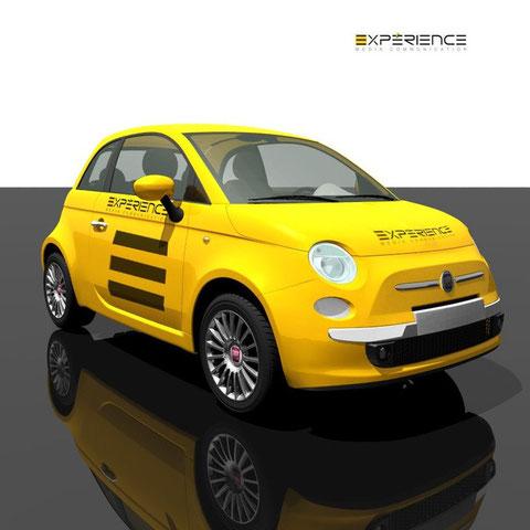 Fiat 500 / Expérience Image