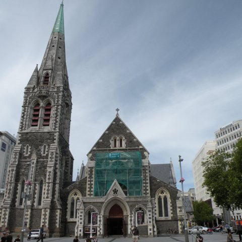 in Christchurch