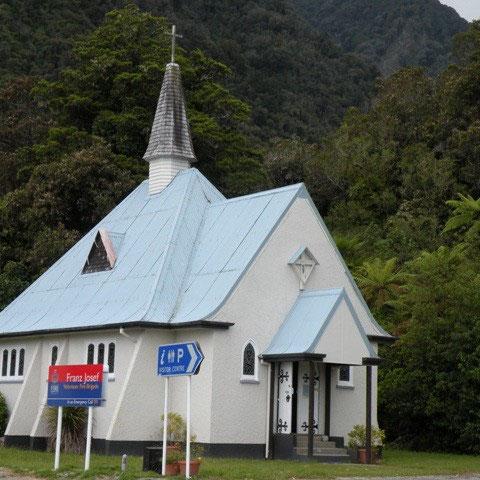 Kirche von Franz Josef