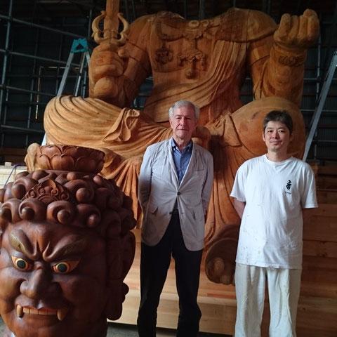 松本明慶仏像彫刻美術館