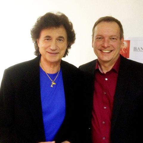Botschafter Olaf Malolepski und Botschafter Michael Hofmann