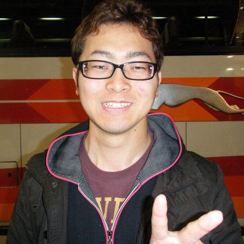 少しづつ大学生らしくなってきた疋田。