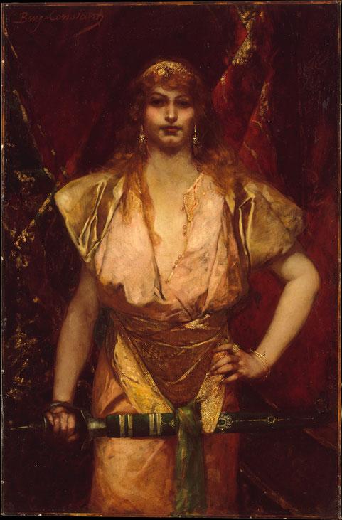 Judith, Benjamin Constant