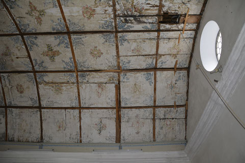 Plafond peint, 3989 Selkingen
