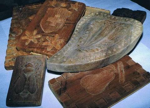 Forme in legno