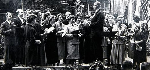 Chor 50er Jahre