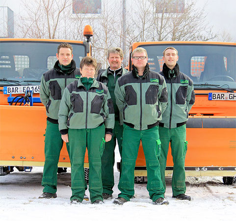 Team | Galabau Hoppe Bernau