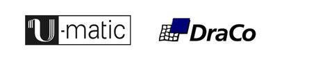 U-matic, mein erstes Videoformat Ende der 80er Jahre, DraCo (AmigaOS), mein erstes nonlineares Schnittsystem (ab 1996)
