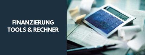 Tools und Rechner zur Immobilienfinanzierung